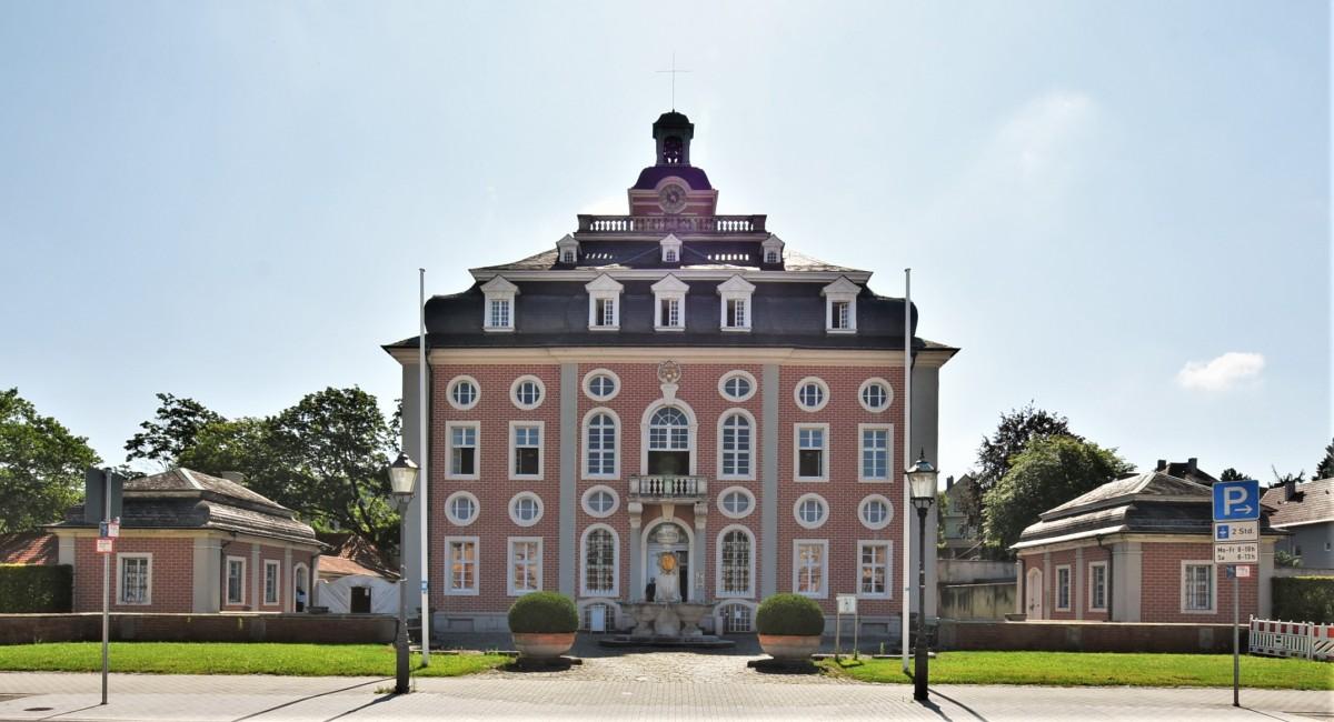 Zdjęcia: Bruchsal, Badenia Witenbergia, Bruchsal, Amtsgericht, NIEMCY