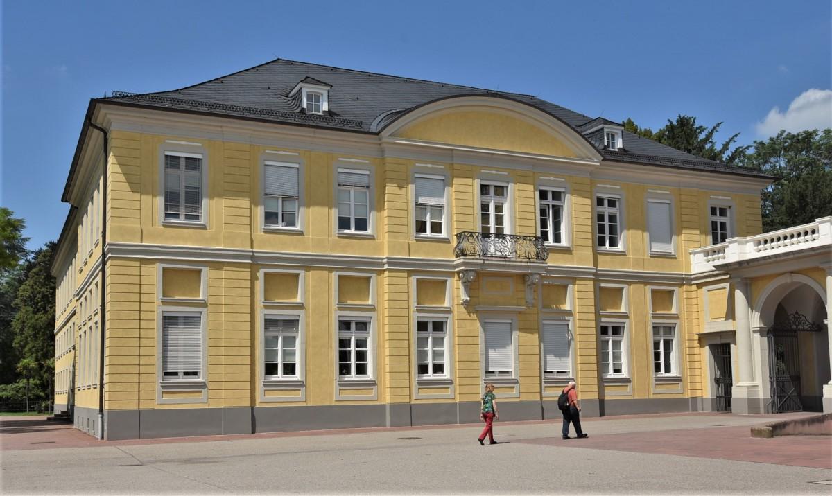 Zdjęcia: Karlsruhe, Badenia Witenbergia, Karlsruhe, pałac, NIEMCY