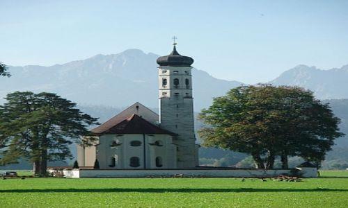 Zdjecie NIEMCY / Shwarzwald / okolice Insbrucka / Kościół w Shwar