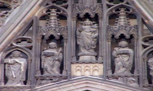 Zdjecie NIEMCY / brak / Kolonia / Katedra w Kolonii 5