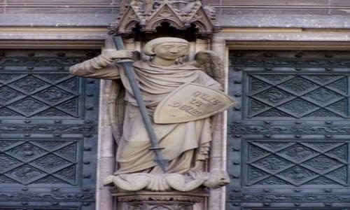 Zdjecie NIEMCY / brak / Kolonia / Katedra w Kolonii 6
