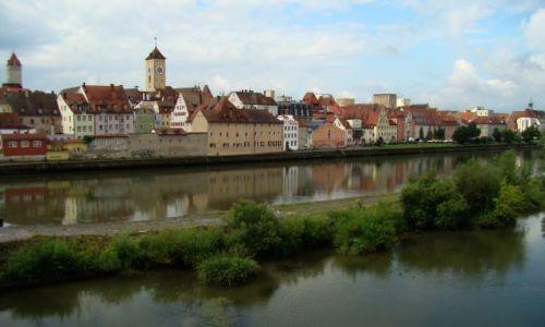 Zdjęcie NIEMCY / - / Bawaria / Regensburg - Ratyzbona