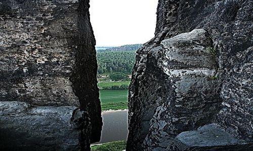 NIEMCY / Saksonia / Bastei / Bastei 8