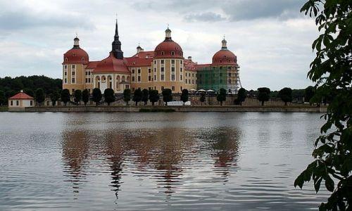 NIEMCY / Saksonia / Moritzburg / Moritzburg