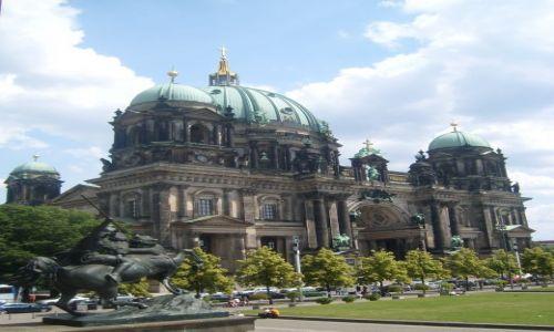 Zdjecie NIEMCY / Berlin / Berlin / Oberpfarr und Domkirche zu Berlin