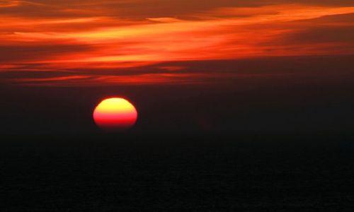 Zdjecie NIEMCY / - / wyspa Helgoland / zachód słońca