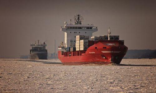 Zdjecie NIEMCY / Hamburg / Port . / Rejs .