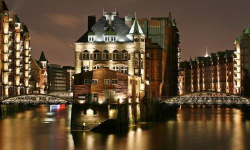 Zdjęcie NIEMCY / Hamburg / Port . / Konkurs