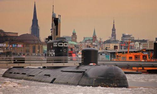 Zdjecie NIEMCY / Hamburg / Port . / Lodz podwodna U-434