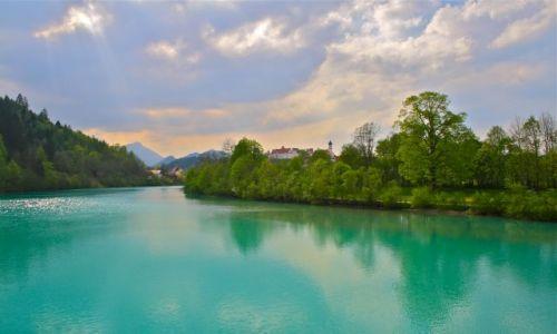 Zdjecie NIEMCY / Bayern / Fussen / jezioro