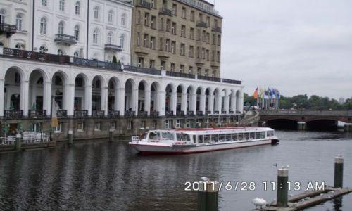 Zdjecie NIEMCY / Schleswig-Holstein / Hamburg / Die schönste Stadt der Welt