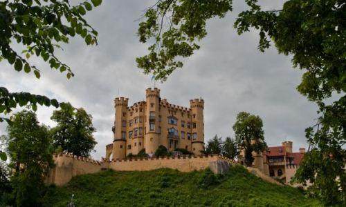 Zdjecie NIEMCY / - / Niemcy / Zamek Ludwika Bawarskiego