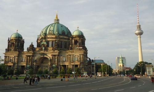 Zdjęcie NIEMCY / Berlin / Centrum / Katedra