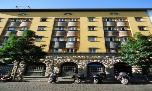 Zdjęcie NIEMCY / Berlin / Spandau / Hotelik