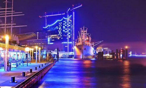 Zdjecie NIEMCY / Hamburg / Port /