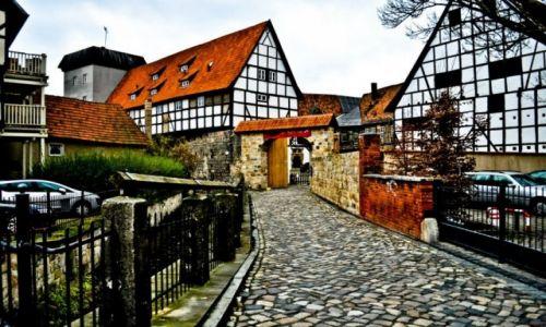 Zdjecie NIEMCY / Quedlinburg / Quedlinburg / Quedlinburg