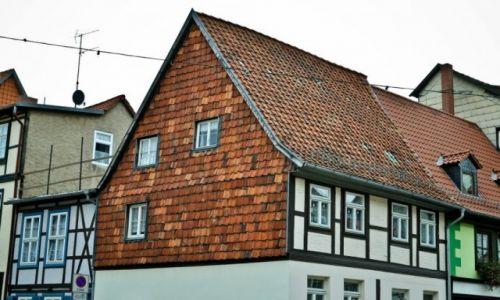 Zdjecie NIEMCY / Quedlinburg / Quedlinburg / Quedlinburg II