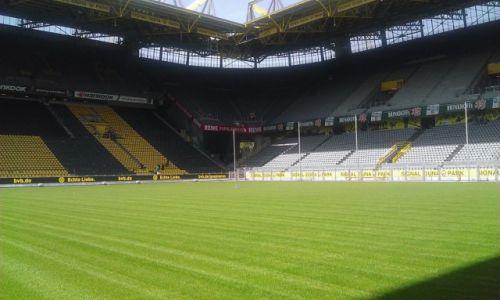 NIEMCY / Zagłębie Ruhry / Dortmund / Stadion BVB