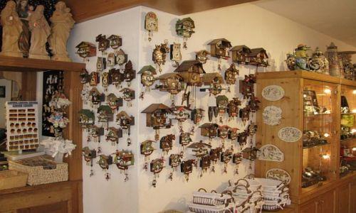 Zdjęcie NIEMCY / Badenia - Wirtembergia / Schwarzwald / Schwarzwald kolebka zegarów z kukułką