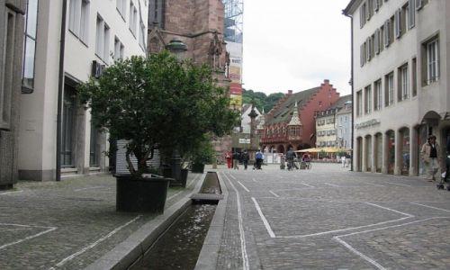 Zdjęcie NIEMCY / Badenia - Wirtembergia / Schwarzwald / Freiburg