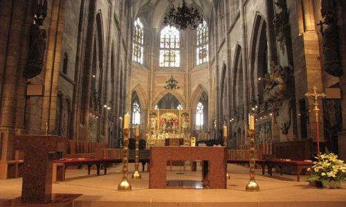 Zdjęcie NIEMCY / Badenia - Wirtembergia / Schwarzwald / Freiburg - katedra
