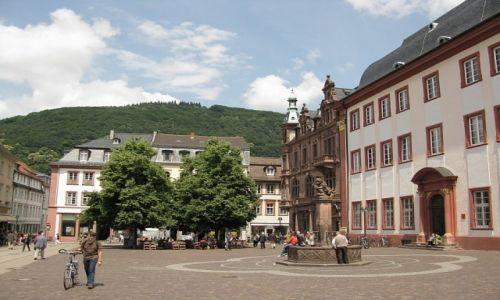 Zdjęcie NIEMCY / Badenia - Wirtembergia / Heidelberg / Heidelberg