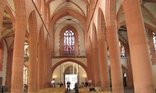 Zdjecie NIEMCY / Badenia - Wirtembergia / Heidelberg / Heidelberg - kościół Św. Ducha