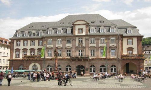 Zdjecie NIEMCY / Badenia - Wirtembergia / Heidelberg / Heidelberg