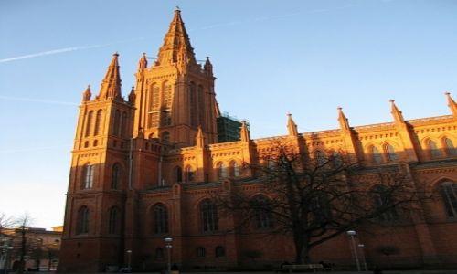 Zdjecie NIEMCY / Hesja / Wiesbaden / kościół neogotycki