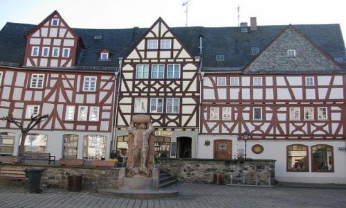 Zdjecie NIEMCY / Hesja / Limburg / stare miasto