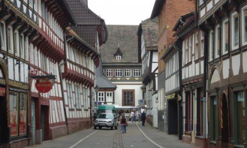 Zdjęcie NIEMCY / Dolna Saksonia / Einbeck / Miasteczko