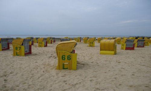 Zdjęcie NIEMCY / Dolna Saksonia / Duhnen (okolice Cuxhaven) / Morze Północne