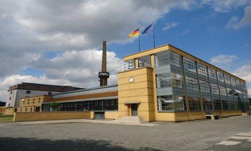Zdjęcie NIEMCY / Dolna Saksonia / Alfeld / Modernistyczna fabryka