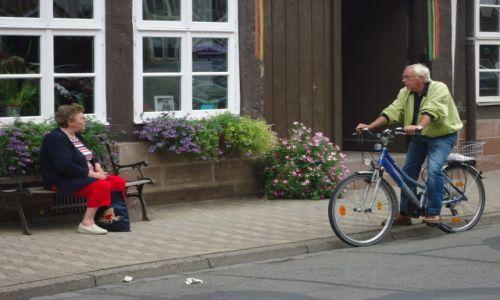 Zdjęcie NIEMCY / Dolna Saksonia / Einbeck / Spotkanie