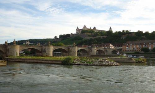 Zdjęcie NIEMCY / Bawaria (Frankonia) / Wurzburg / Wurzburg - twierdza
