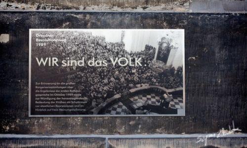 Zdjęcie NIEMCY / Saksonia / Drezno / Katedra Św. Trójcy