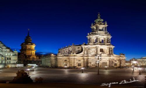 Zdjecie NIEMCY / Saksonia / Drezno / Katedra Św. Trójcy