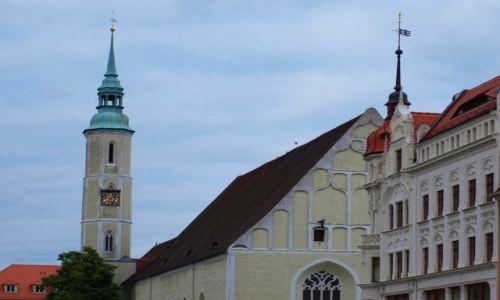 Zdjęcie NIEMCY / Saksonia / Gorlitz / Gorlitz