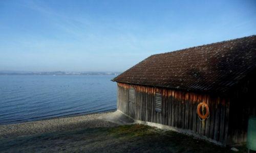 Zdjęcie NIEMCY / Bawaria / Breitbrunn am Ammersee / WYPALONE SŁOŃCEM