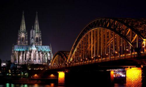 Zdjecie NIEMCY / Nordhein Westwalen / Kolonia / Katedra w Kolonii