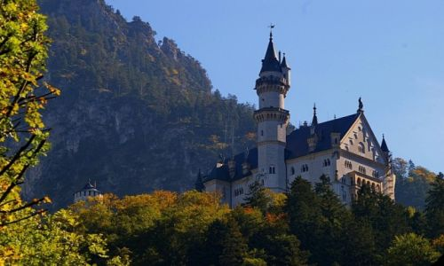 Zdjecie NIEMCY / Bawaria / Schwarzwald / neuschwanstein