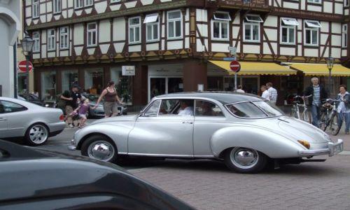 NIEMCY / Dolna Saksonia / Celle - Bergen / Celle