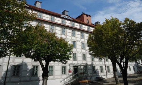 Zdjecie NIEMCY / Saksonia-Anhalt / Halle / Budynki fundacji Francke