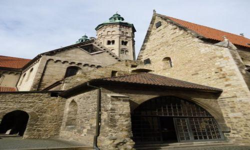 Zdjęcie NIEMCY / Saksonia-Anhalt / Naumburg / Średniowiecznie ....