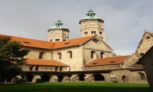 Zdjecie NIEMCY / Saksonia-Anhalt / Naumburg / Katedra w Naumburgu
