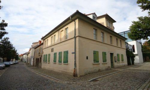Zdjęcie NIEMCY / Saksonia - Anhalt / Naumburg / Stare Miasto w Naumburgu (2)