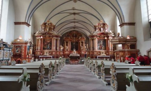Zdjęcie NIEMCY / Nadrenia - Północna Westfalia / Corvey / Opactwo Corvey (3)