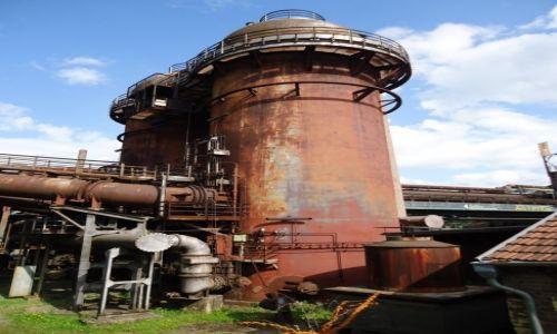 Zdjecie NIEMCY / Saara / Volklingen / Huta żelaza (3)