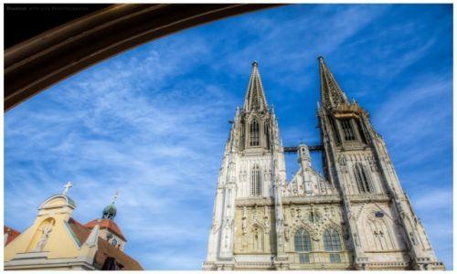 Zdjęcie NIEMCY / Bayern / Regensburg / Regensburger Dom