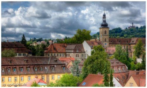 Zdjecie NIEMCY / Franken / Bamberg / Jakobsberg